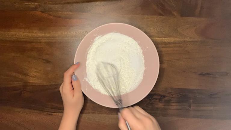 Schritt für Schritt-Bild zum Badepralinen-Rezept Bergamotte 2