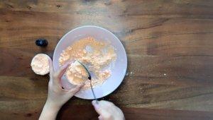Schritt für Schritt-Bild zum Badekugel-Rezept mit Grapefruit 3