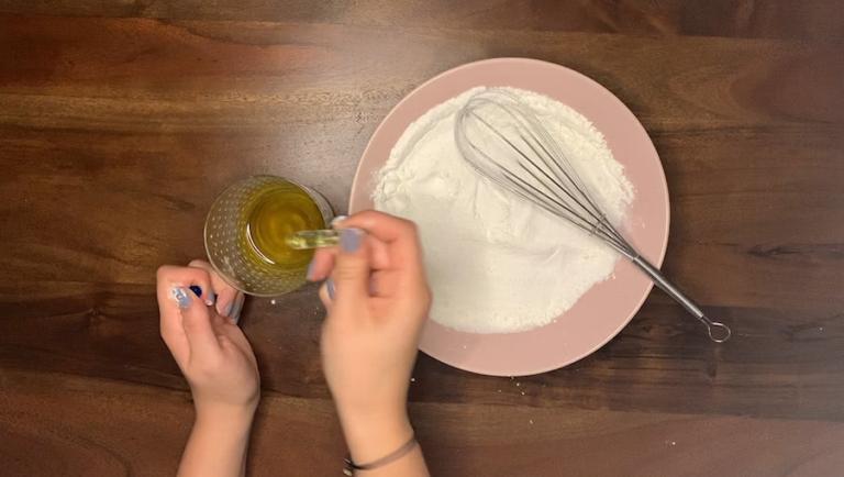 Schritt für Schritt-Bild zum Badepraline-Rezept mit Vanille 2