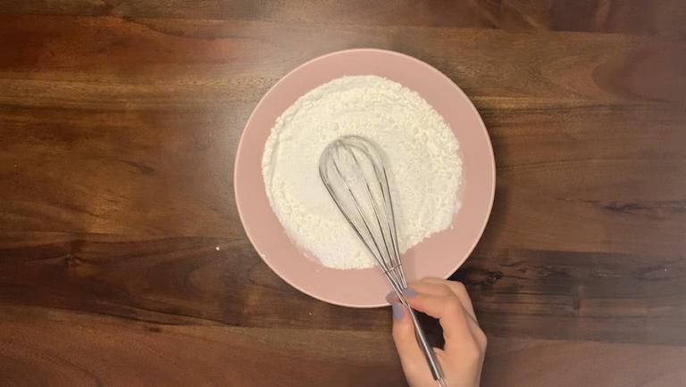 Schritt für Schritt-Bild zum Badepraline-Rezept mit Vanille 1