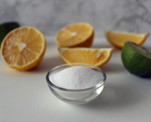 Titelbild zum Artikel Was ist Zitronensäure?
